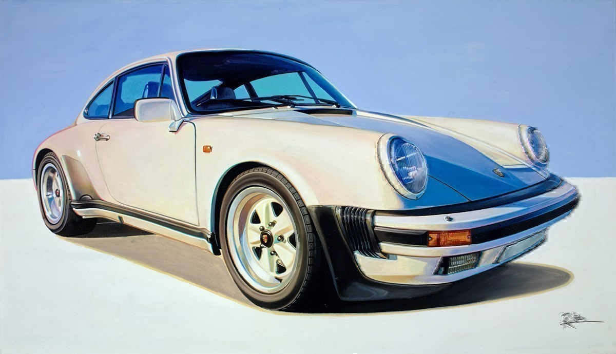 1978 Porche 911 Turbo